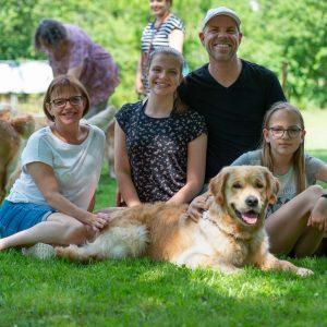 Damilo und seine Familie